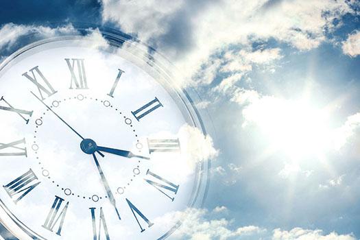 Objevte svoje vnitřní hodiny!