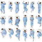 co o nás říká spánková poloha